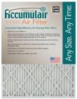 Accumulair Platinum MERV 11 Filters - 1 Inch