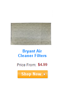 Bryant Air Cleaner Filters