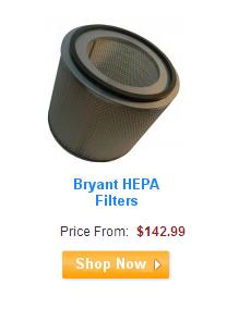 Bryant HEPA Filters