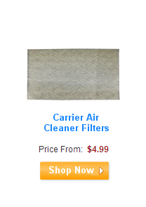 Carrier Air Cleaner Filters