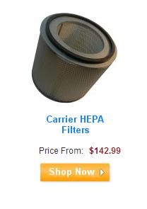 Carrier HEPA Filters