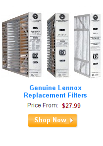 Genuine Lennox Replacement Filters