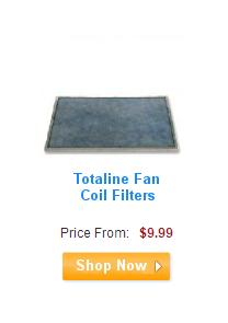 Totaline Fan Coil Filters
