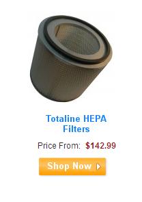 Totaline HEPA Filters